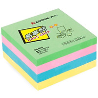 (COMIX) 24 installed 80 (76x125mm) square stickers / notes / notes / easy to paste D6023