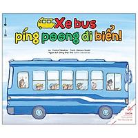 Ehon - Thực Phẩm Tâm Hồn Cho Bé - Xe Bus Píng Poong Đi Biển (Tái Bản 2020)