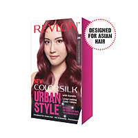 Thuốc nhuộm tóc thời trang Revlon Colorsilk Urban Style - 026 Chocolate Raspberry