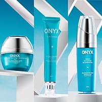 Combo serum, kem dưỡng, kem chống nắng ONYX