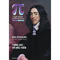 Tạp Chí Pi - Tập 2, Số 8 (Tháng 8/2018)