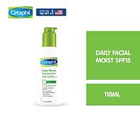 Kem dưỡng ẩm và chống nắng hàng ngày cho da mặt Cetaphil Daily Facial Moisturizer 118ml SPF15/ PA++