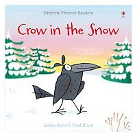 Usborne Phonics Readers: Crow In The Snow