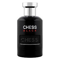 Nước Hoa Nam Paris Bleu Chess Black Eau De Toilette For Men (100ml)