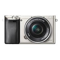 Combo Máy Ảnh Sony Alpha A6000 Kit 16-50mm F3.5-5.6 OSS - Tặng Thẻ 16GB + Túi Máy + Tấm Dán LCD - Hàng Chính Hãng