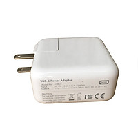 Adapter Sạc 30W USB-C Dành Cho MacBook Air Retina 12 &13 inch, Sạc Nhanh iPhone, iPad