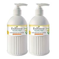 Combo 2 Chai Nước rửa tay sạch khuẩn từ thiên nhiên Enchanteur Charming Anti-Bacterial (300gr*2)