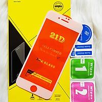 Kính Cường Lực 21D cho IPHONE 7 - 8 Full Keo Màn Hình 21D SIÊU BỀN, SIÊU CỨNG, ÔM SÁT MÁY CAPARIES CHÍNH HÃNG