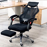 Ghế chơi game thư giãn massage lưng NT001