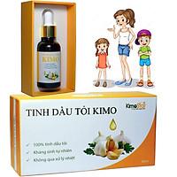 Tinh dầu tỏi Kimo