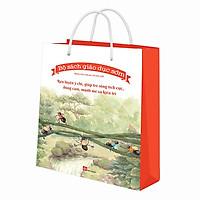 Bộ Túi 3 - Bộ Sách Giáo Dục Sớm Dành Cho Trẻ Em Từ 2-8 Tuổi - Rèn Luyện Ý Chí, Giúp Trẻ Sống Tích Cực, Dũng Cảm, Mạnh Mẽ Và Kiên Trì