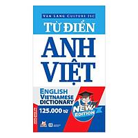 Từ Điển Anh - Việt 125.000 Từ