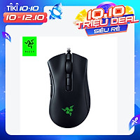 Razer DeathAdder V2 Mini Wired Gaming Mouse w/8500DPI Optical Sensor/62g Lightweight Design/Chroma RGB Lighting/6
