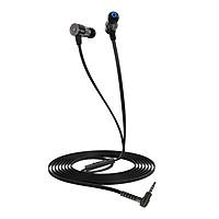 Tai nghe nhét tai Gaming chống ồn Plextone G25 nghe nhạc hay, dùng tốt cho điện thoại, smartphone samsung, oppo, xiaomi, hàng chính hãng chuyên dành cho Game thủ chơi Pubg mobile kèm cáp và dây nối dài cho PC, Laptop, Máy Tính. - Hàng Chính Hãng.