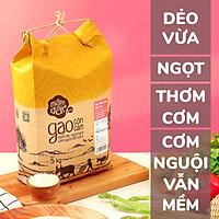 Gạo Mầm Đất Sữa Sen (túi 5kg)