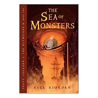 The Sea of Monsters (Percy Jackson Book 2)