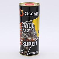 Nhớt xe côn tay tổng hợp toàn phần Oscar 10W40 SN Jade 4T Super Fully Synthetic (1L)