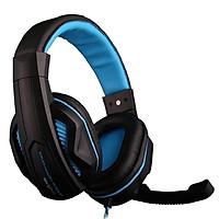 Tai nghe chuyên Game Ovann X2 Pro Gaming có đèn Led (Xanh) - Hàng Nhập Khẩu
