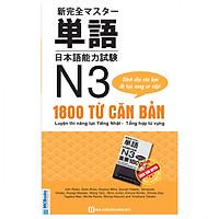 1800 Từ Căn Bản Luyện Thi Năng Lực Tiếng Nhật