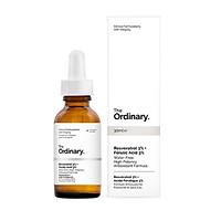 Tinh chất dưỡng The Ordinary Resveratrol 3% Ferulic Acid 3% 30ml