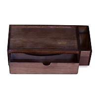 Hộp đựng muỗng đũa nhà hàng quán ăn cao cấp bằng gỗ Nhatvywood NV5321