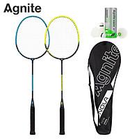 Vợt cầu lông siêu nhẹ Agnite - 2 chiếc - F2136