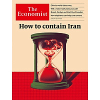 The Economist: How To Contain Iran - 26.19