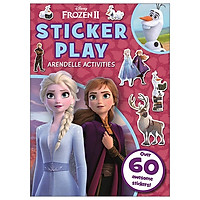 Disney Frozen 2 Sticker Play Arendelle Activities