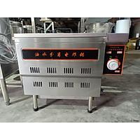 Bếp chiên tách dầu 10L điện 220v chiên thực phẩm sạch không cháy dầu dành cho nhà hàng