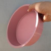Khuôn nướng bánh đế rời thép không gỉ 22 cm - T0110