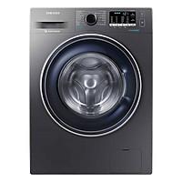 Máy Giặt Cửa Trước Samsung Inverter WW80J54E0BX/SV (8kg) - Hàng Chính Hãng + Tặng Bình Đun Siêu Tốc