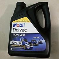 Dầu nhớt Mobil Delvac 1300 super 10W30 3.78 lít - Dầu nhớt Mobil nhập khẩu Mỹ