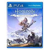 Đĩa Game PlayStation PS4 Sony Horizon Zero Dawn Complete Edition Hệ US - Hàng chính hãng