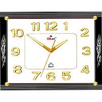 Đồng hồ treo tường thiết kế đẹp OKAY 172