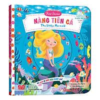 Sách Tương Tác - Sách Chuyển Động - First Stories - The Little Mermaid – Nàng Tiên Cá
