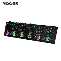 MOOER BLACK TRUCK 6-in-1 Combined Guitar Effects Pedal Compressor + Overdrive + Distortion + EQ + Modulation +