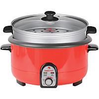 Nồi Lẩu Điện Happy Cook 3.5L HCHP-360SR - Hàng Chính Hãng
