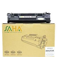 Mực in SAHA 49A/53A sử dụng cho HPLaser 1160, 1320 / P2014, P2015 –CanonLBP 3300 (CRG-308), 3310, 3370 (CRG 315) - Hàng chính hãng