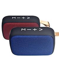 Loa Bluetooth Mini Cầm Tay DKB - Tích Hợp Radio, FM - Cổng Thẻ Nhớ - Trang Bị Mic Đàm Thoại - Hàng Chính Hãng