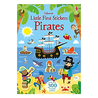 Little First Stickers Pirates - Little First Stickers