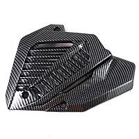 Che Quạt Gió Carbon dành cho xe Vario/Click 2015 - 2019, Airblade 2016 - 2019 MS1360 - Tặng Thêm 1 Pin AAA Maxell