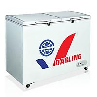 TỦ ĐÔNG DARLING 370 LÍT DMF-4900AX NHÔM (R134A) - HÀNG CHÍNH HÃNG