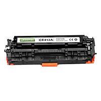 Mực In Laser Màu Greentec CE412A - Hàng Chính Hãng