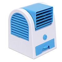 Quạt điều hòa hơi nước mini sử dụng ngăn đá 1 cửa 206128