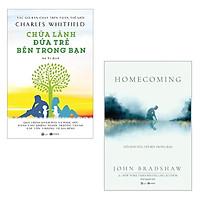 Sách Thái Hà - Combo Chữa Lành Đứa Trẻ Bên Trong Bạn + Homecoming - Hồi Sinh Đứa Trẻ Bên Trong Bạn (2 cuốn)