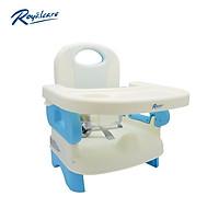 Ghế ăn dặm gấp gọn cho bé Royal care 0820-RC-518 - phù hợp với bé ăn dặm truyền thống, kiểu Nhật và BLW - tặng áo yếm chống nước