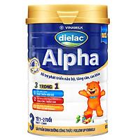 Sữa Bột Vinamilk Dielac Alpha 3 - Hộp Thiếc 900g
