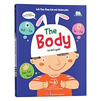 Sách Tương Tác - Lift-The-Flap-Lật Mở Khám Phá - The Human Body - Cơ Thể Người