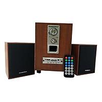 Loa BT 2.1 Powermax PS-163D  Hàng chính hãng