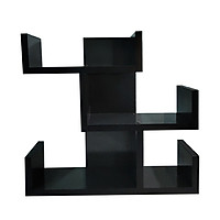 Kệ, giá sách gỗ để bàn (45cm x 43cm x 17cm)